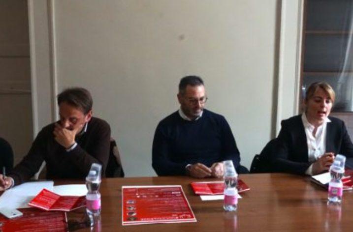 Taglio del nastro per il Festival letterario #NoceraLegge