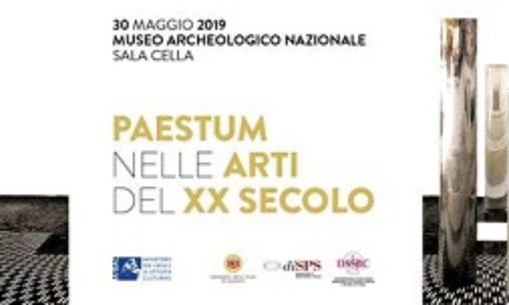 """Paestum: al Museo Archeologico """"Paestum nelle arti del XX secolo"""""""
