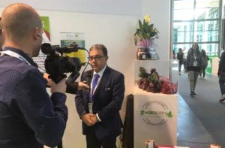 Rimini: Agrocepi a Macfrut con due progetti di filiera
