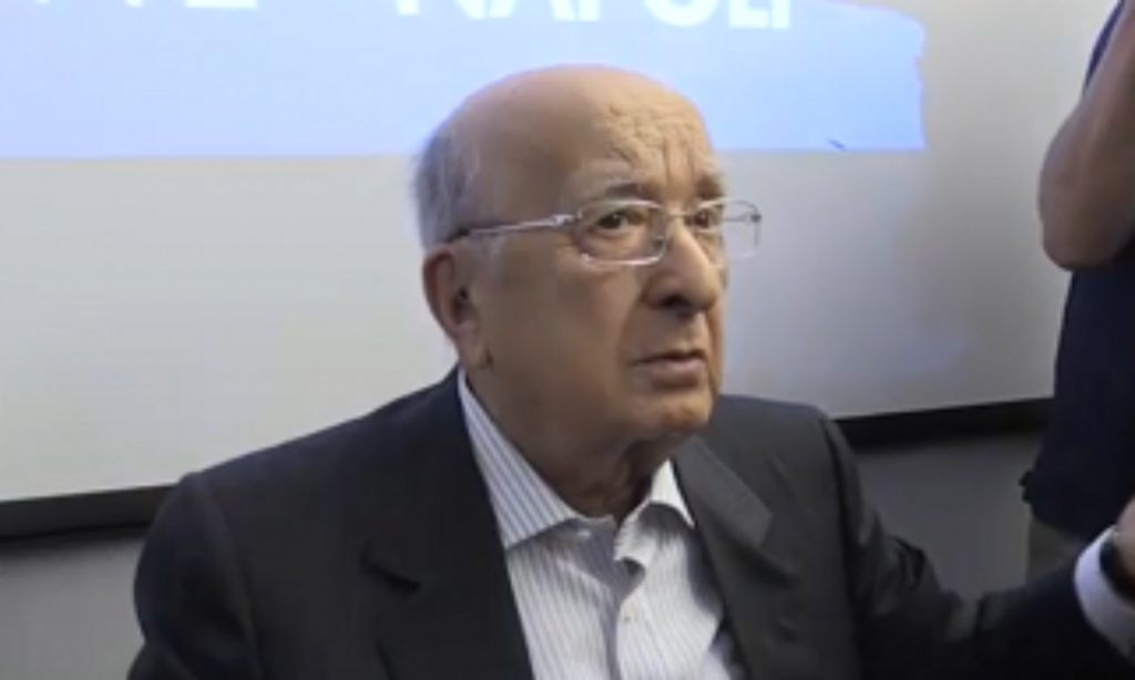 Nusco: Ciriaco De Mita, a 91 anni, è sindaco al secondo mandato.