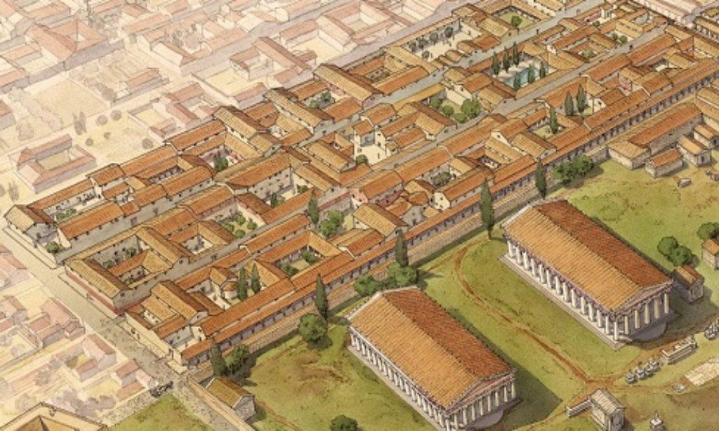 """A Paestum il convegno """"Abitare in Magna Grecia"""""""