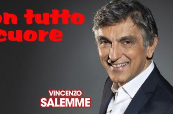Vincenzo Salemme coinvolge e piace al Verdi di Salerno