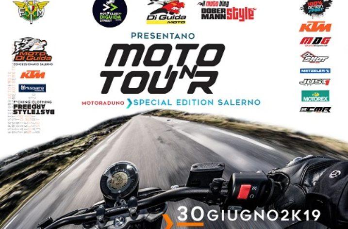 """Domani l'atteso evento """"Moto in Tour""""con Motoclub Di Guida e Dobermannstyle"""