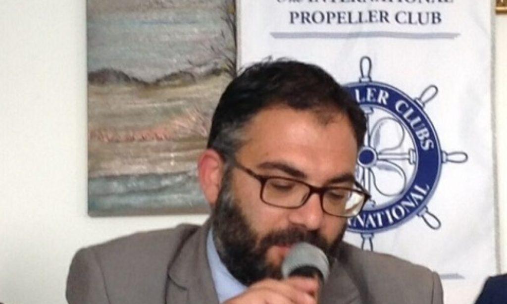 """""""Porto di Salerno.Una storia lunga dieci secoli"""" di Alfonso Mignone, alla Stazione  Zaha Hadid"""