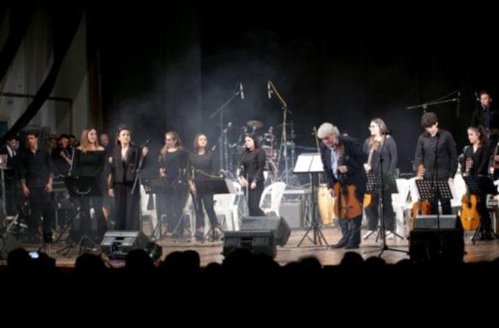 La musica del Polo Regionale nell'Area Archoelogica di Paestum