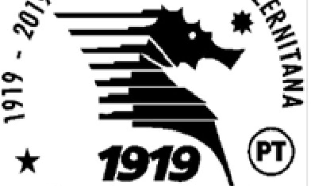 Annullo filatelico per il centenario della Salernitana