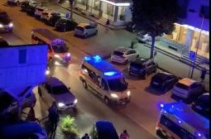 Capaccio:  l'Asl sospende la convenzione alla Croce Azzurra dopo i corteo per Alfieri