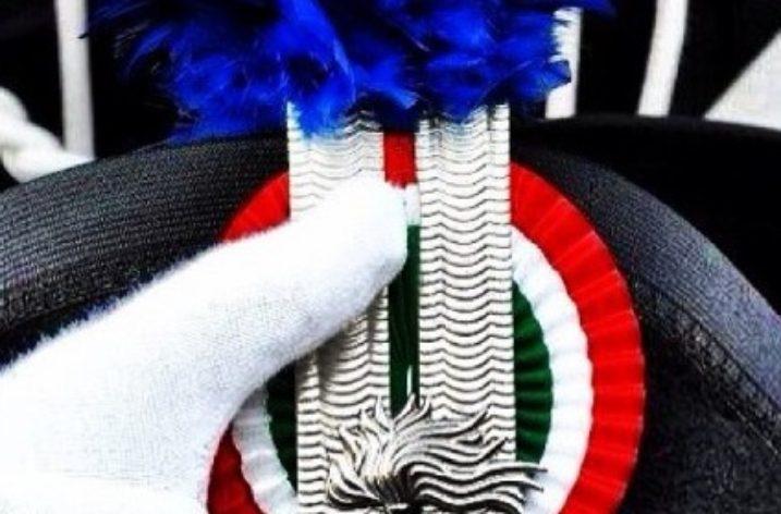 Celebrazione del 205° annuale della fondazione dell'Arma dei Carabinieri