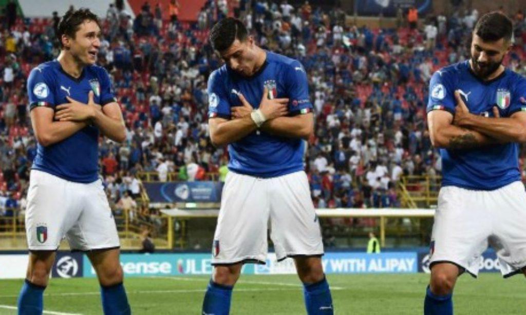 Euro under 21: buona la prima per l'Italia, 3-1 alla Spagna