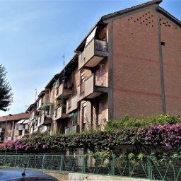 """Il """"Rione Zevi"""" a Salerno: un buon esempio di edilizia popolare"""