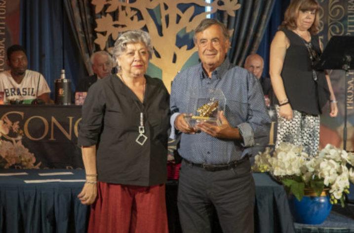 Baveno: il  salernitano Romano Zega vince la Superfarfalla per la Fotografia