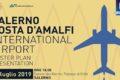Oggi al Comune il Master Plan dell'Aeroporto Internazionale Salerno – Costa d'Amalfi.