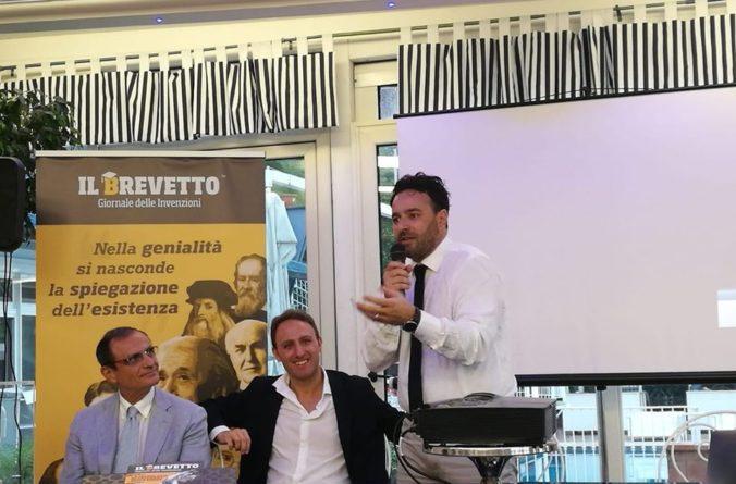 """Presentato a Salerno """"Il Brevetto. Giornale delle Invenzioni"""" di Giovanni Sapere"""