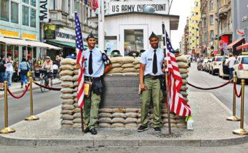 Berlino - Checkpoint Charlie
