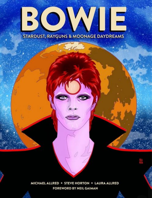 David Bowie - biografia illustrata