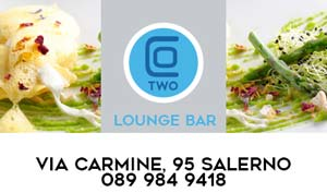 Two Lounge Bar Salerno