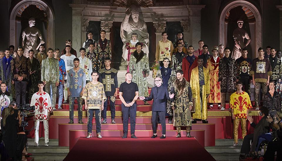 Dolce e Gabbana ripartono da Firenze - Salerno News 24